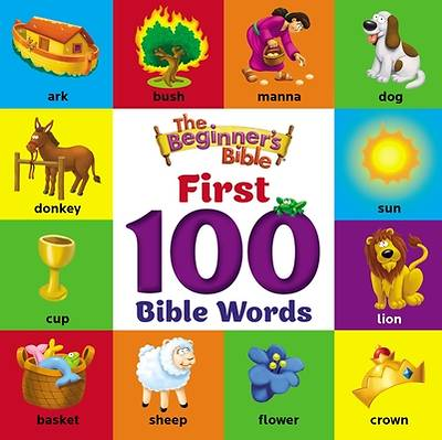 Picture of The Beginner's Bible First 100 Bible Words