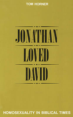 Picture of Jonathan Loved David
