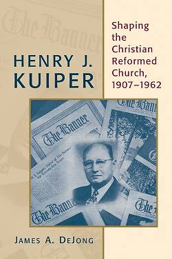 Picture of Henry J. Kuiper