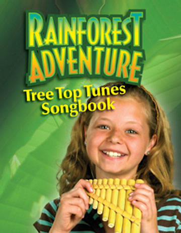 Augsburg Vacation Bible School 2008 Rainforest Adventure Song CD VBS