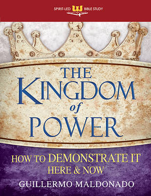 Picture of Kingdom of Power (Spirit-Led Bible Study)