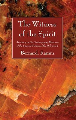 The Witness of the Spirit
