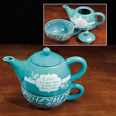 Sister Teapot for One