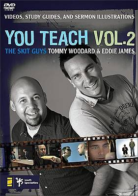 You Teach Volume 2 DVD