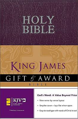 King James Version Gift & Award Bible