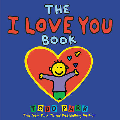 Picture of The I Love You Book