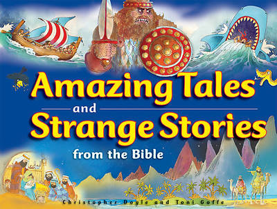 Amazing Tales and Strange Stories
