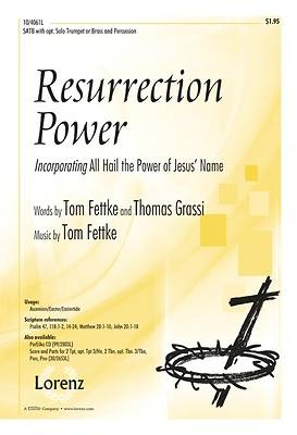 Resurrection Power SATB Anthem