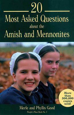 Picture of 20 Most Asked Questions about the Amish & Mennonites