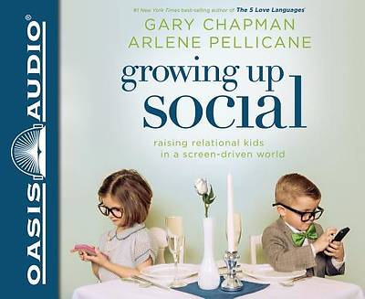 Picture of Growing Up Social (Library Edition)