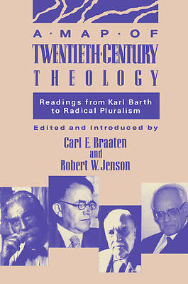 Picture of A Map of Twentieth-Century Theology