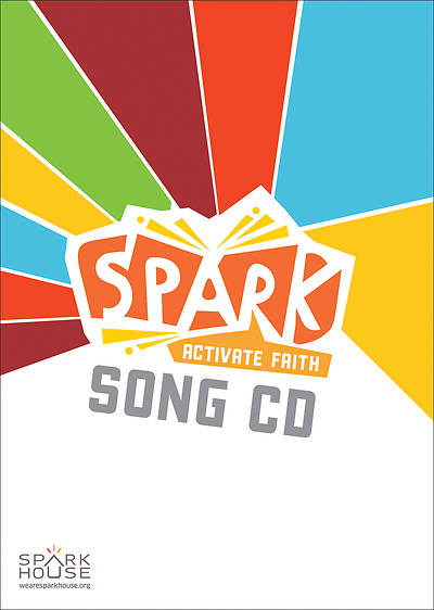 Picture of Spark Song CD