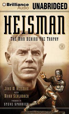 Heisman Audiobook CD
