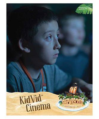 Kidvid Cinema Leader Manual