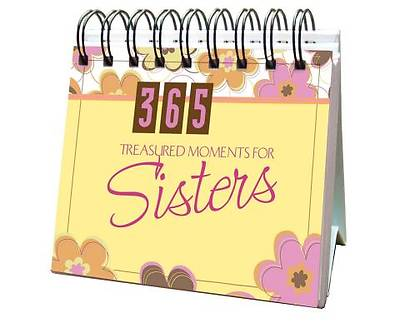 Picture of 365 Treasured Moments for Sister Perpetual Calendar