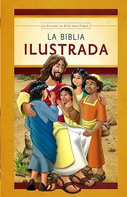 La Biblica Ilustrada-OS-Easy-To-Read