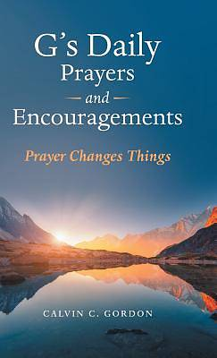 Picture of G's Daily Prayers and Encouragements