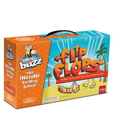 Picture of Buzz PreK-K Flip Flops Kit Spring 2021