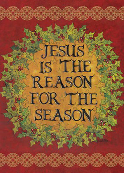 Boxed Cards Christmas Jesus is the Reason for the Season Box of 12