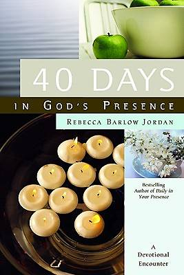 Picture of 40 Days in God's Presence