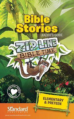 Standard VBS Jungle Safari Bible Stories Leaders Guide-Elem/PreTeen