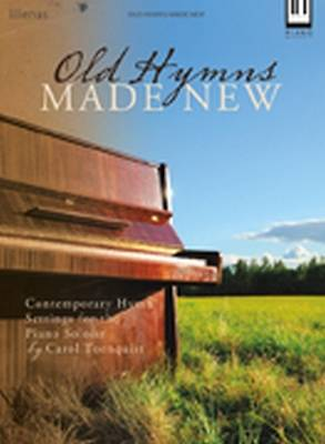 Old Hymns Made New, Keyboard Book