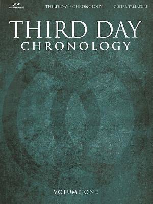 Picture of Third Day Chronology, Volume 1; Guitar Tablature