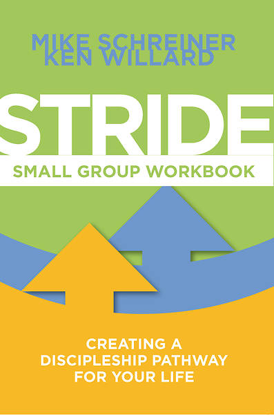 Picture of Stride Small Group Workbook