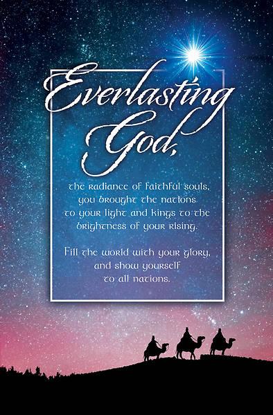 Picture of Epiphany Everlasting God Bulletin Regular