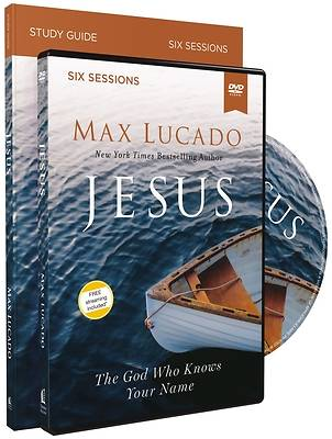 Picture of Jesus Study Guide with DVD