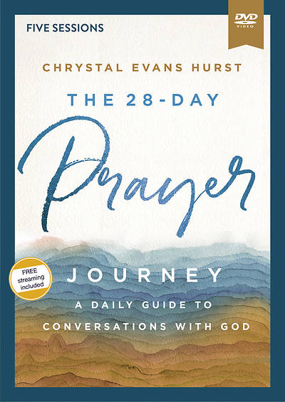 Picture of The 28-Day Prayer Journey Video Study
