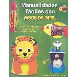 Picture of Manualidades Faciles Con Vasos de Papel