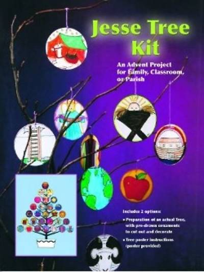 Picture of The Jesse Tree Kit *