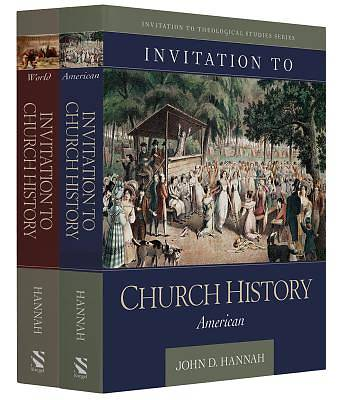Invitation to Church History, 2 Volume Set