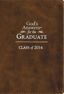 Gods Answers for the Graduate