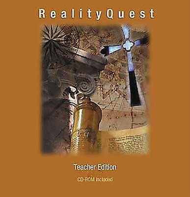Reality Quest (Leader Guide (Vol 2))