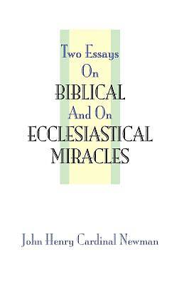 Picture of Two Essays on Miracles