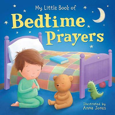 Picture of My Little Book of Bedtime Prayers