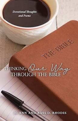 Picture of Thinking Our Way Through the Bible