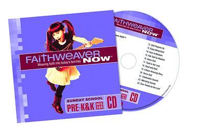 Picture of FaithWeaver Now PreK-K CD Summer 2020