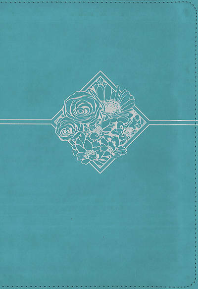 Picture of NIV, Quest Study Bible, Leathersoft, Blue, Comfort Print