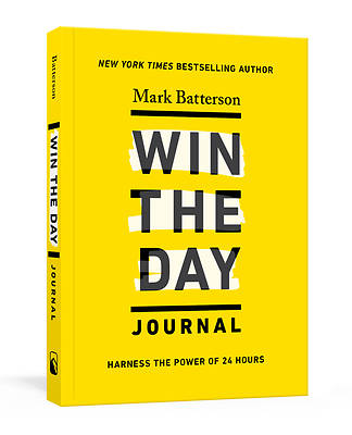 Picture of Win the Day Journal
