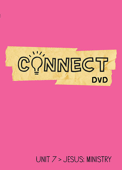 Picture of Connect Grades 5-6 DVD Unit 7 Jesus Ministry