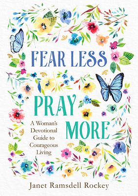 Picture of Fear Less, Pray More