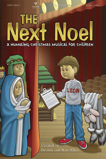 The Next Noel Choral Book