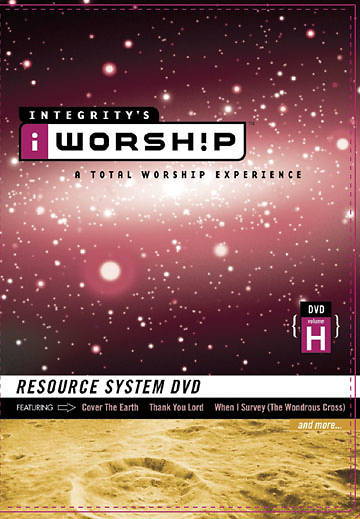 I Worship DVD Volume H