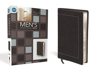 NIV Mens Devotional Bible, Compact