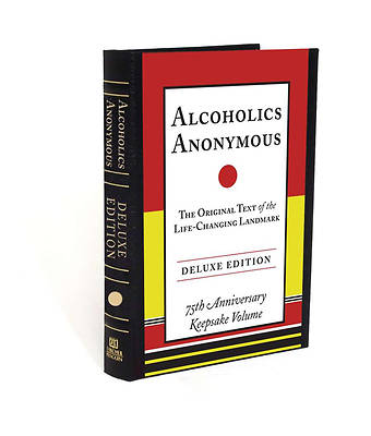 Picture of Alcoholics Anonymous Deluxe Edition