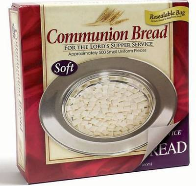 Picture of Soft Communion Bread - Box of 500