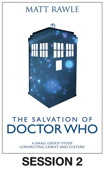 Picture of The Salvation of Doctor Who - Streaming Video Session 2